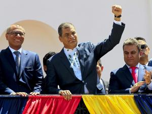 Todo listo para la investidura presidencial de Lenín Moreno