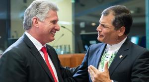 El Primer vicepresidente de Cuba asistirá a la posesión presidencial de Lenín Moreno