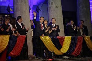 Se realiza en Quito el acto de posesión y presentación de Gabinete de Gobierno