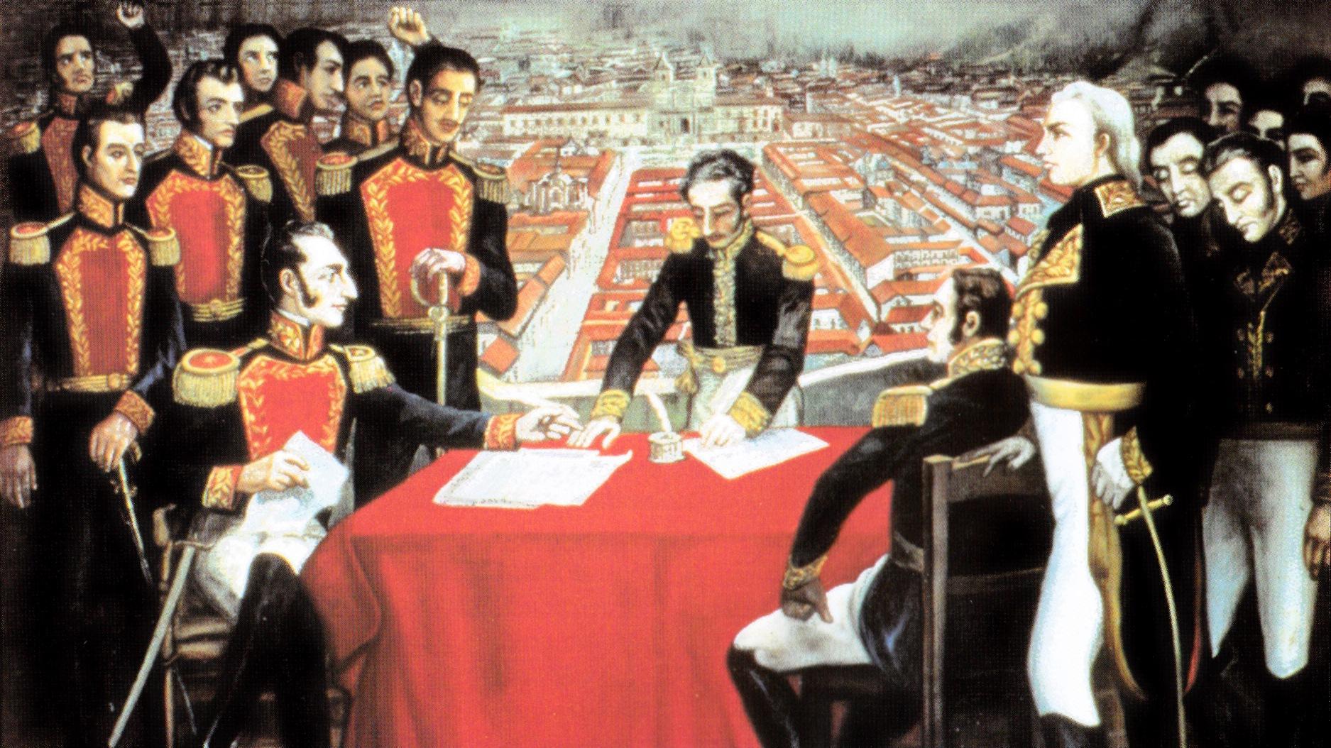 24 de mayo de 1822 una batalla por la independencia el diario ecuador. Black Bedroom Furniture Sets. Home Design Ideas