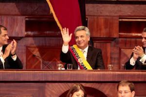 El presidente Lenín Moreno anuncia: 'No haré más el enlace semanal'