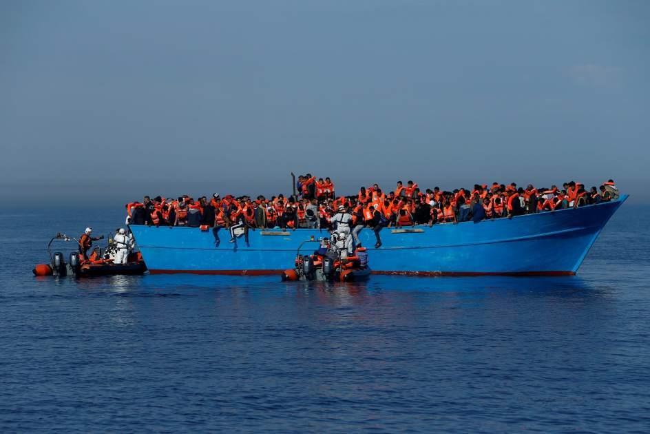 Una nueva tragedia en el mar se cobra la vida de al menos 31 personas