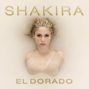 Shakira lanza su disco 'El Dorado' y lo consolida como #1 en 34 países