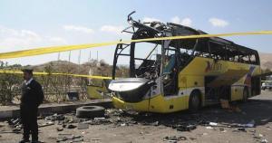 Al menos 28 muertos tras tiroteo contra un bus de cristianos coptos en Egipto