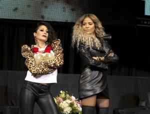 Gloria Trevi versus Alejandra Guzmán, una gira 'explosiva y apasionada'