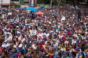 Una Venezuela sacudida por protestas cumple una década sin el canal RCTV