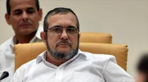 'Timochenko' regresa a Colombia en día del 53 aniversario de las FARC