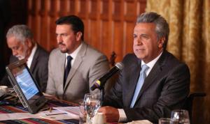 Lenín Moreno anuncia que dará un Informe a la Nación cada lunes
