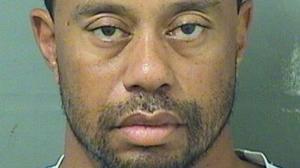 Tiger Woods, detenido por conducir en estado de embriaguez