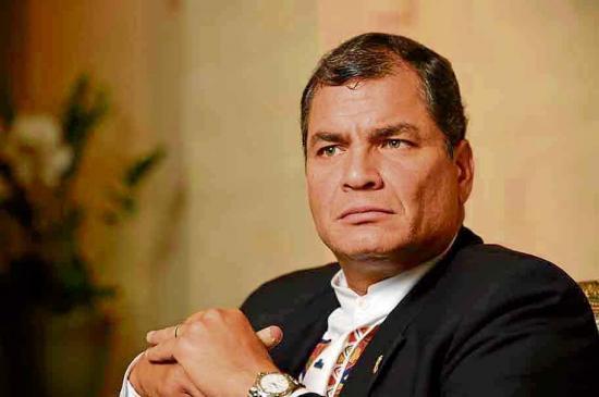 Periódico brasileño menciona a Rafael Correa en caso Lava Jato