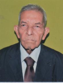 Sepelio Ramón Alejandro Sabando Navarrete