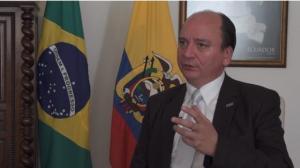 Caso Odebrecht: Fiscal General de Ecuador viaja a Brasil para continuar investigaciones