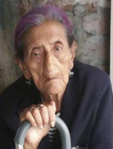 Sepelio Edamia Orfelina Romalia Espinales Véliz