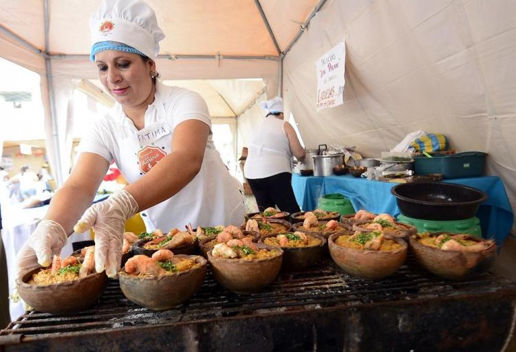 Portoviejo: Turistas disfrutaron del Festival Gastronómico de Mariscos en Crucita