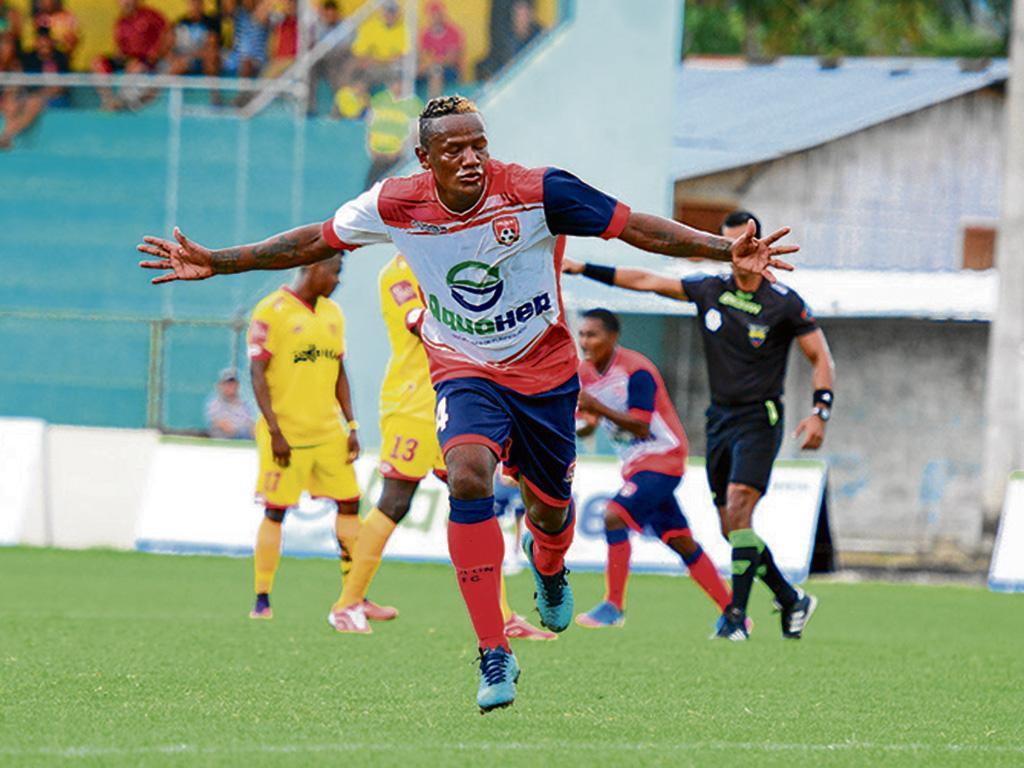 El Colón FC y sus cinco regalos para 'papá'