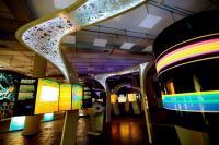 Túnel hacia el futuro se abre en Ecuador para atraer a jóvenes a la ciencia