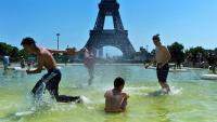 Francia bate el récord de calor en junio desde 1945 con el país en alerta