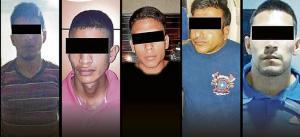 Presunta banda  lideraba 4 delitos