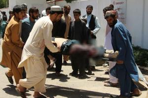 34 muertos y 58 heridos en atentado contra una sucursal bancaria de Afganistán