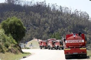 Concluye la identificación de los 64 fallecidos en el incendio de Portugal