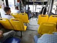 Discapacidad, sin espacio ni respeto en buses urbanos