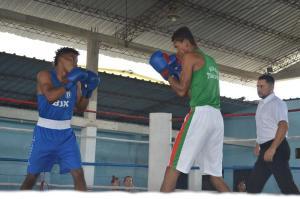 Sábado de boxeo