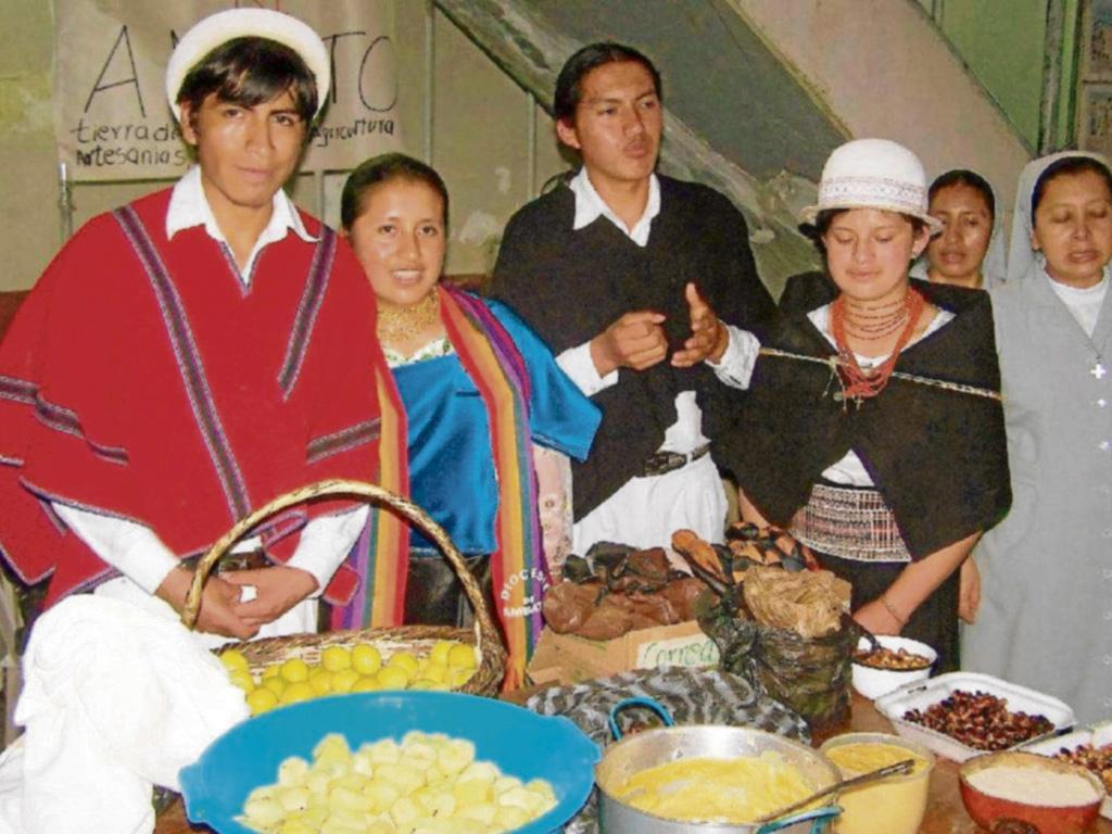 Un Intercambio Cultural El Diario Ecuador