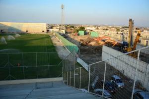 Forman comisión para apoyar la reconstrucción del estadio Jocay