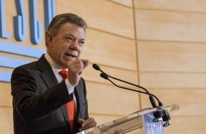 'Las FARC dejan de existir hoy', dice Juan Manuel Santos