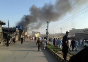 Al menos 26 muertos y 95 heridos tras dos atentados en Pakistán