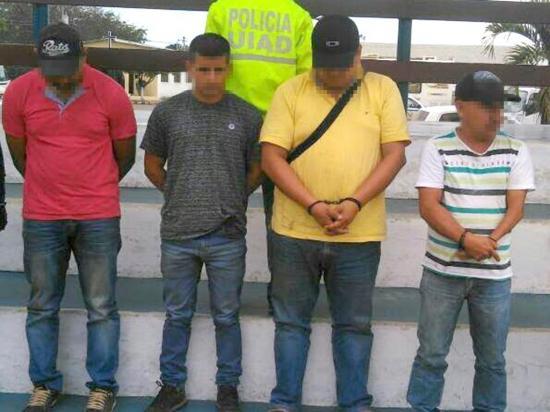 """""""Caliche"""" lideraba banda del narcotanquero"""