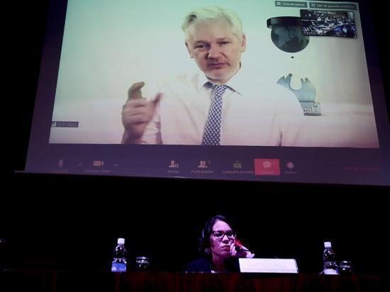 Hay apertura para caso de  Julian Assange