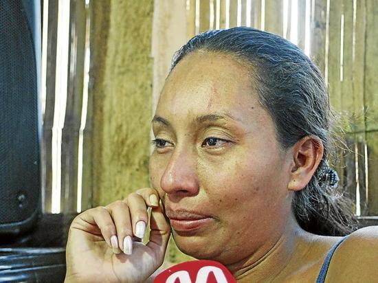 Vicenta se queda sin Francisco, su hijo de dos años murió atropellado