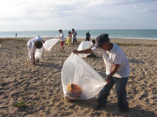 Ecuador, el cuarto país en el ranking de limpieza de playas