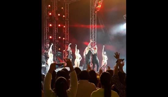 Maluma se fue 'agradecido' con Manabí