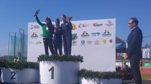 Ecuador consigue oro y bronce en 20 kilómetros marcha