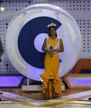 Michela Pincay regresa a Combate, esta vez como presentadora