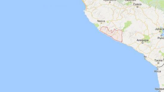 Un sismo de 6 grados de magnitud sacude sur de Perú, sin reportes de víctimas