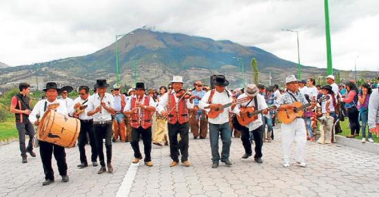 Vivieron la fiesta del inti Raymi