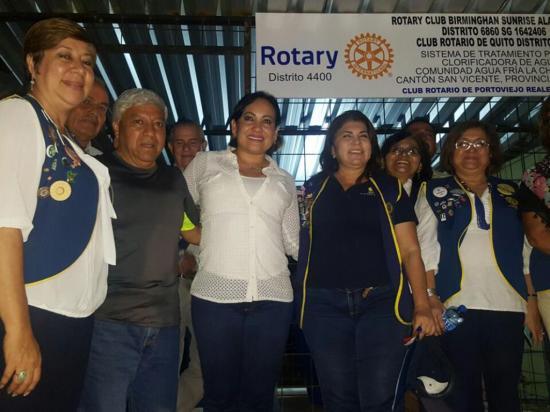 Labor social en San Vicente