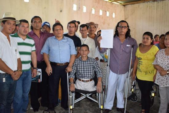 La Asociación de Personas con Discapacidad de Paján obtiene vida jurídica