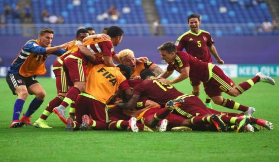 Maduro llama 'malagradecidos' a quienes excluyen a gobierno éxitos deportivos