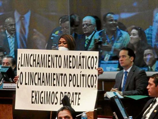 Piden reformas a la  Ley de comunicación