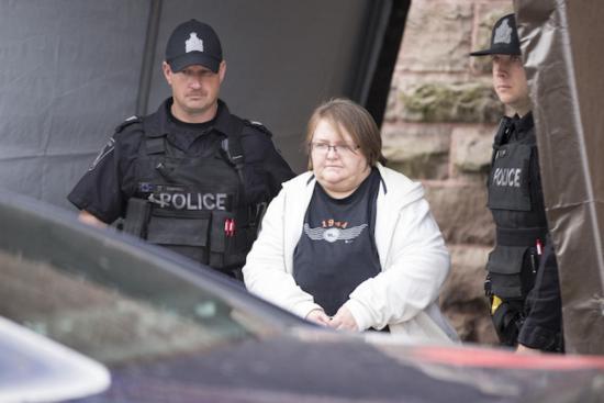 Enfermera canadiense que mató a ocho ancianos es condenada a cadena perpetua