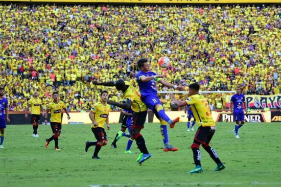 Delfín quedó a un punto de la Libertadores 2018 y de ganar la primera etapa del torneo