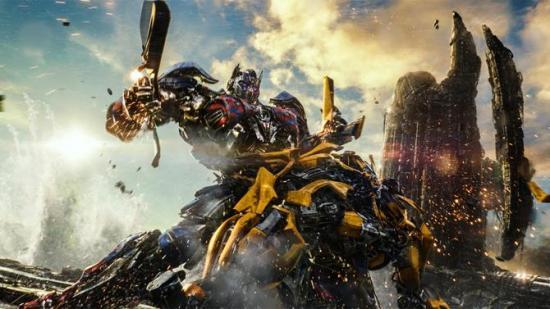 'Transformers: el último caballero' registra la recaudación más baja de la saga