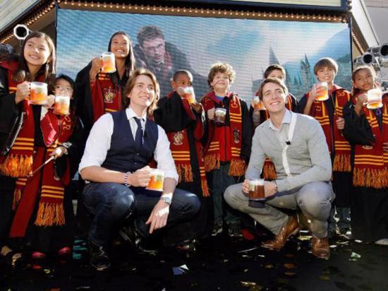 Celebran 20 años de Harry Potter