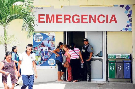 Hay normas para la provisión de medicinas en el hospital provincial