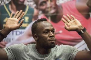 Usain Bolt espera conseguir un lugar en el Borussia Dortmund tras entrenar con ellos