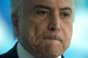 Denuncia de corrupción contra Michel Temer agrava una crisis histórica en Brasil
